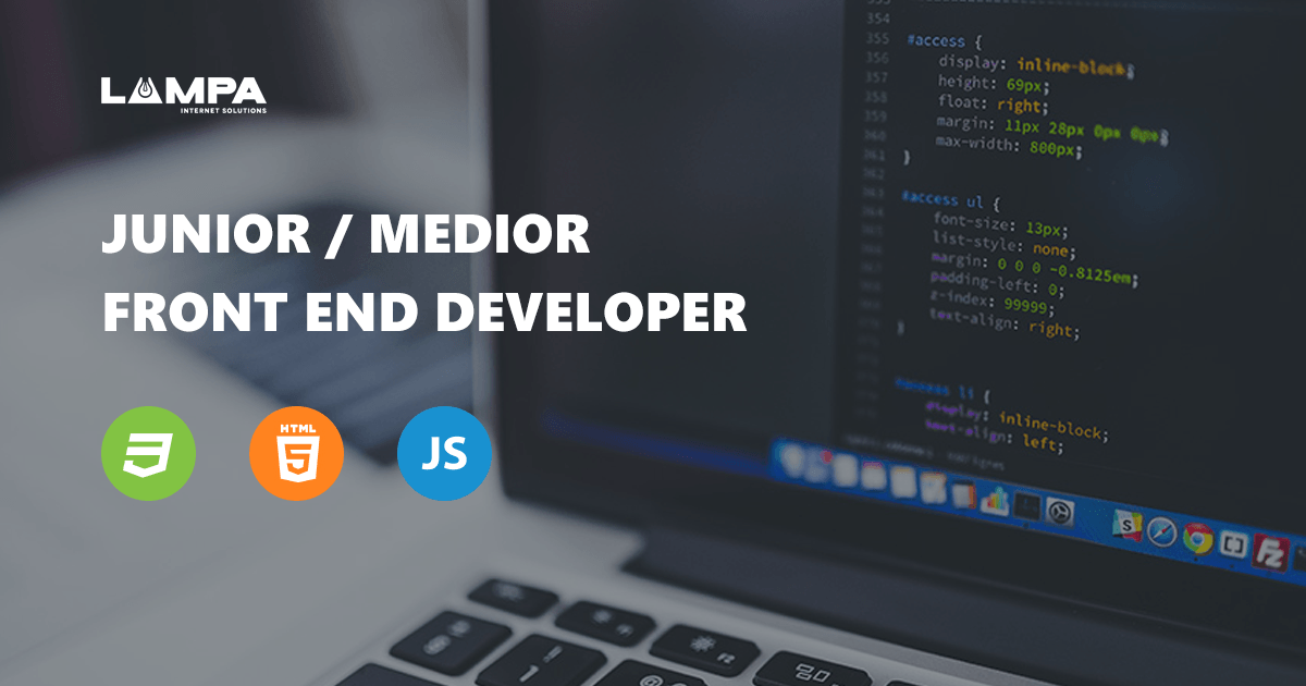 U potrazi smo za Junior / Medior frontend developerom